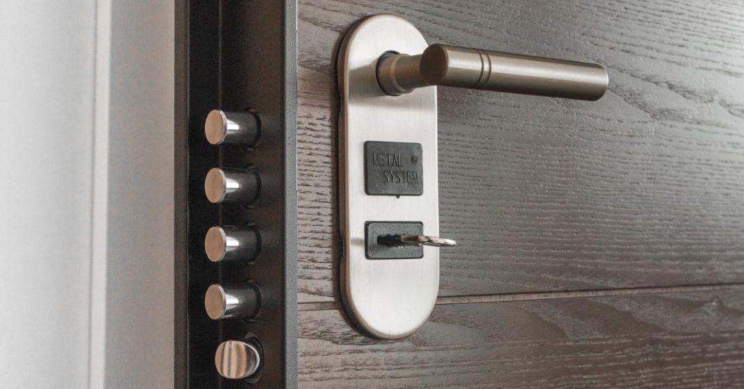 security door locks for homes