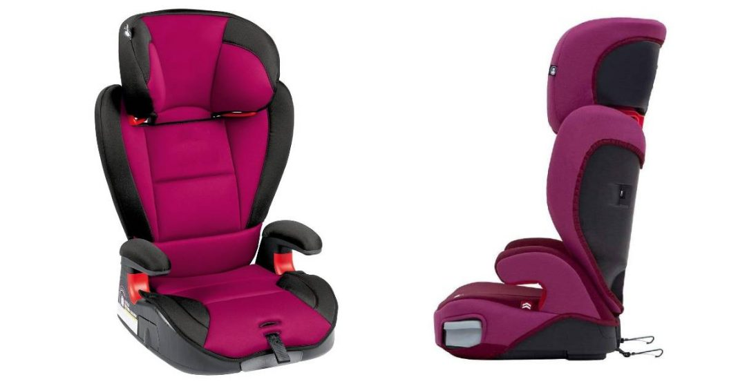 high back booster seat requirements