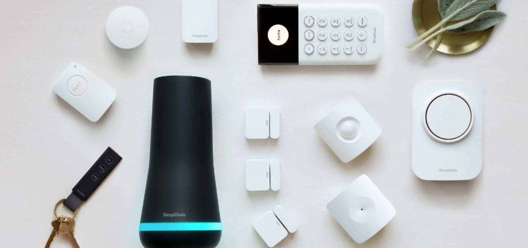 simplisafe how to install