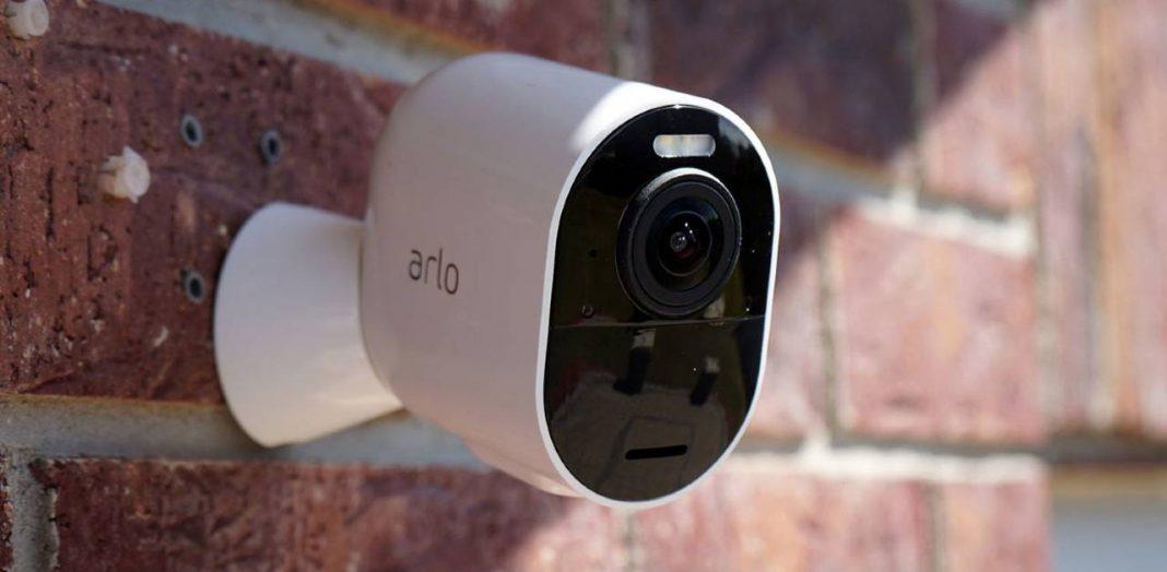 arlo wire free security cameras