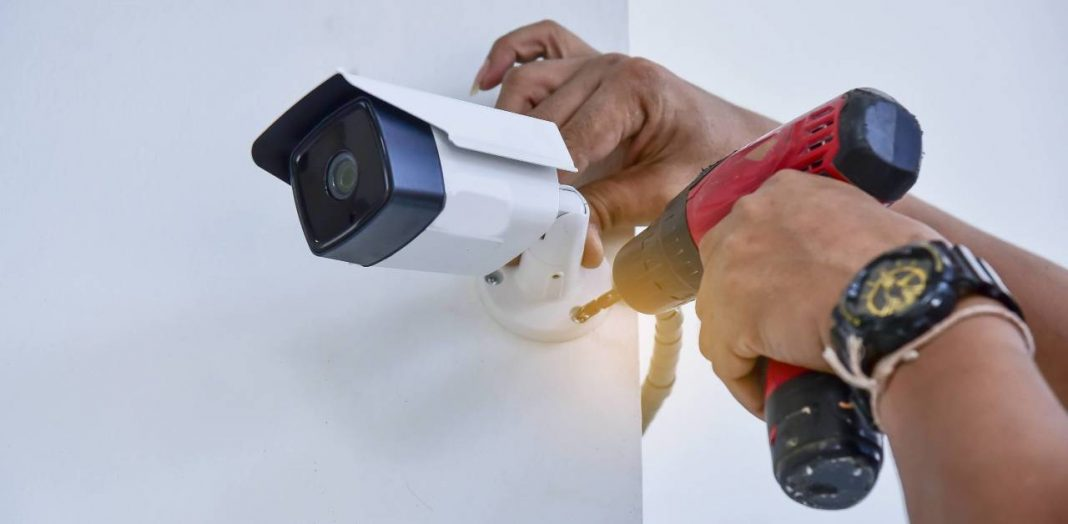 best self install home security system
