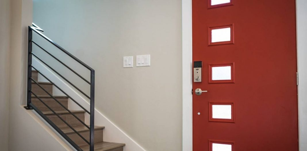 door security devices for apartments