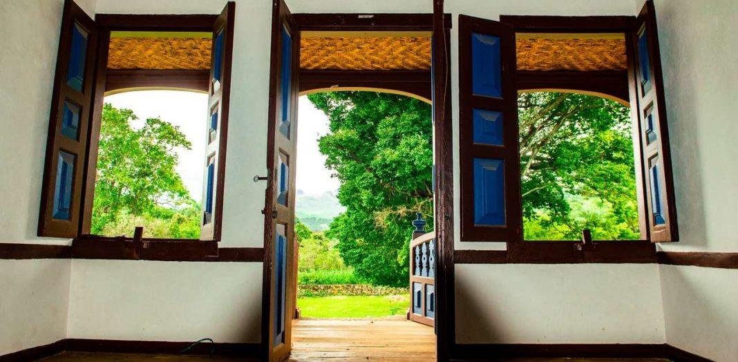 double door security doors