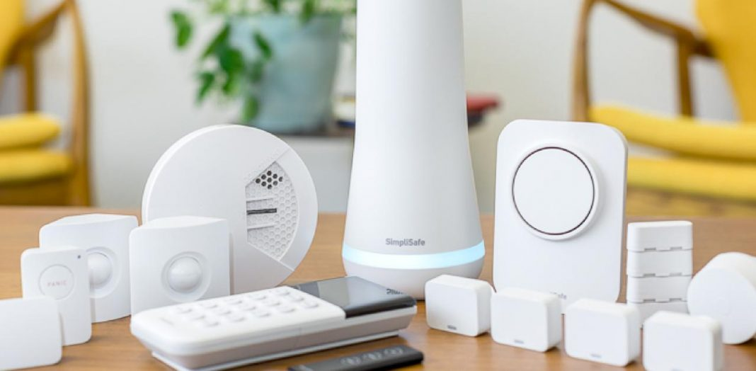 how to set up simplisafe